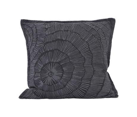 Housedoctor Kussenhoes Paper grijs linnen 50x50cm