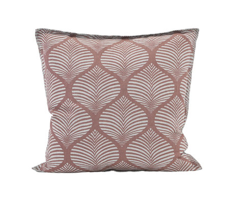 Housedoctor Cushion cover Paper nude pink linen 50x50cm