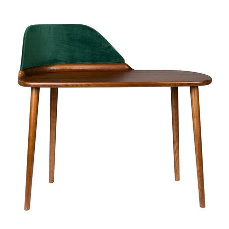 DUTCHBONE Bureau Finn multicolour hout velvet 110x56,5x102cm