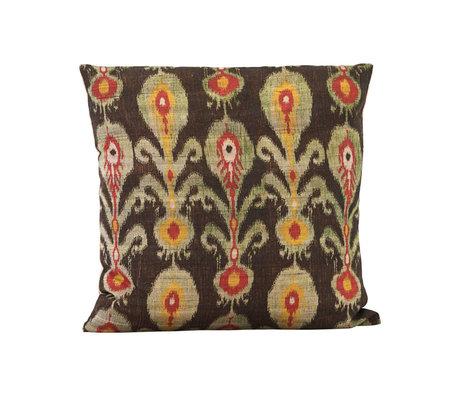 Housedoctor Cushion cover Sopra green multicolour textile 50x50cm
