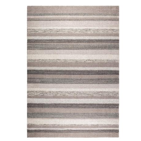 DUTCHBONE Vloerkleed Arizona grijs textiel 170x240cm