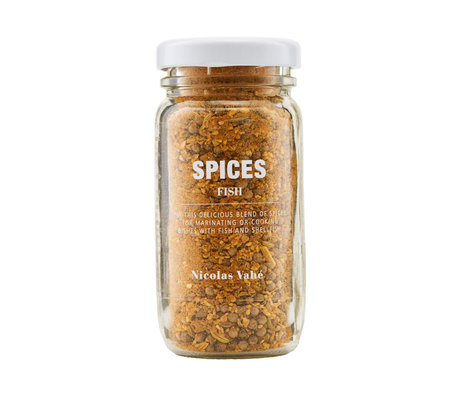 Nicolas Vahe Spice mix for fish 55gr.