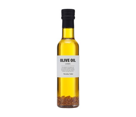 Nicolas Vahe Olive oil with lemon zest 250ml