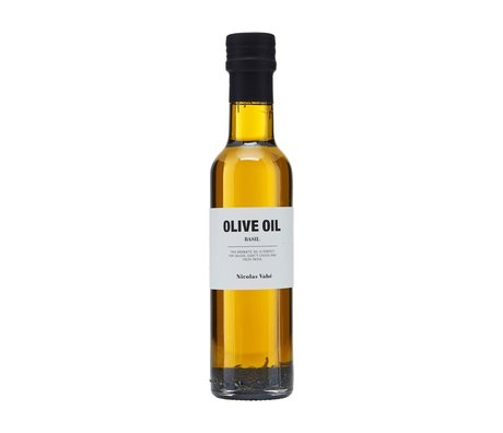 Nicolas Vahe Olive oil with basil 250ml