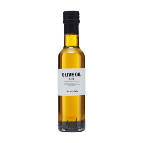 Nicolas Vahe Huile d'olive au basilic 250ml
