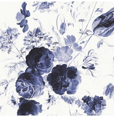 Glück Blüten von innen