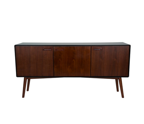 Dutchbone Sideboard Juju High brown wood 150x39.8x73cm