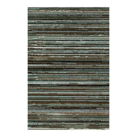 Dutchbone Tapis Keklapis textile vert 170X240cm