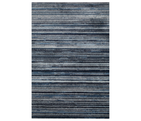 DUTCHBONE Teppich Keklapis blau Textil 200X300cm