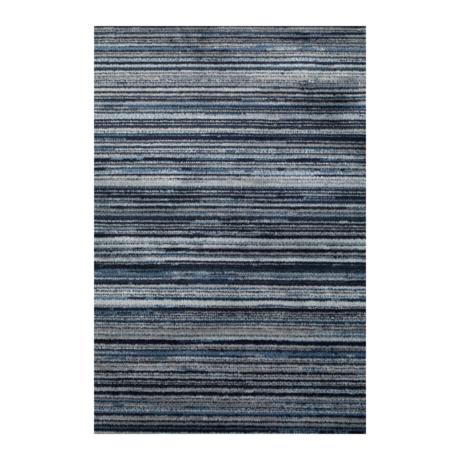 DUTCHBONE Teppich Keklapis blau Textil 170X240cm