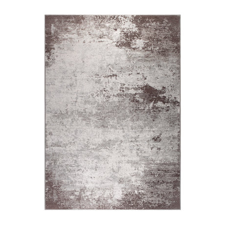 DUTCHBONE Caruso tapis en tissu marron vieilli 170X240cm