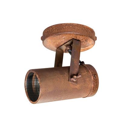Dutchbone Spot Scope-1 DTW rust brass gold metal 7.6x1.5 cm