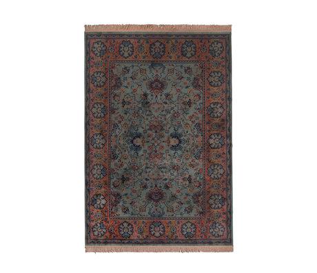 DUTCHBONE Teppich Gebet alten grünen Textil 170X240cm
