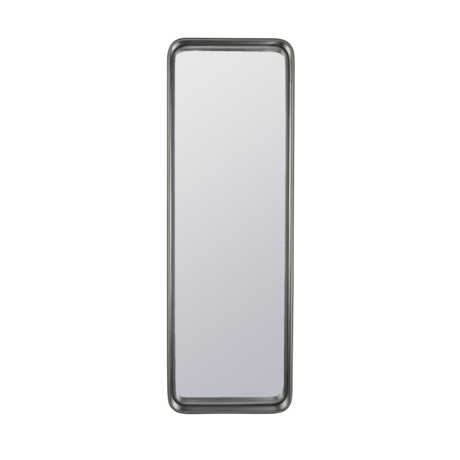 Dutchbone Mirror Bradley gray powder coated metal 40x10x120cm