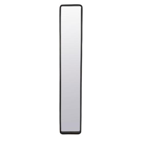 Dutchbone Spiegel Blackbeam gewachstes beschichtetes Metall 20x4x120cm