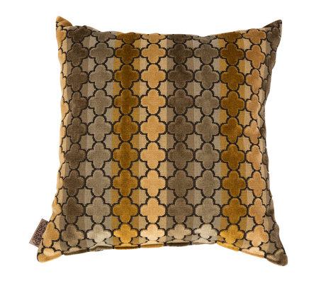Dutchbone Cushion Autumn multicolor textile 45x45cm