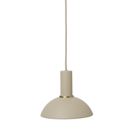 Ferm Living Lampshade Hoop Cashmere metal 20x7cm