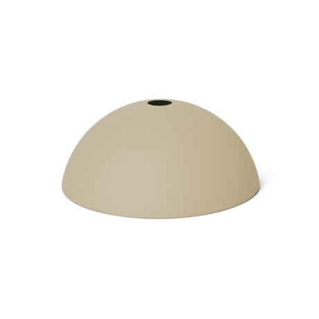 Ferm Living Lampshade Dome Cashmere metal 38x16cm