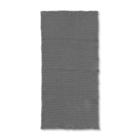 Ferm Living Gästetuch Bio grau Baumwolle 50x100cm