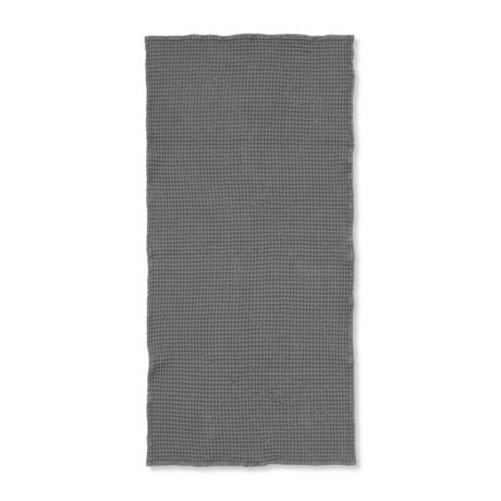 Ferm Living Bio grau Baumwolltuch 70x140cm