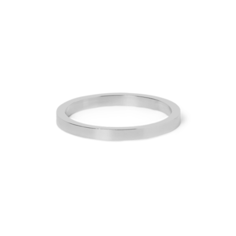 Ferm Living Collect ring voor Collect lampen  zilver chroom 5,5x0,5cm
