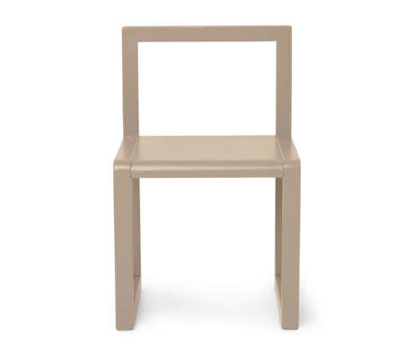 Ferm Living Stoel Little Architect Cashmere hout 32x30x51cm