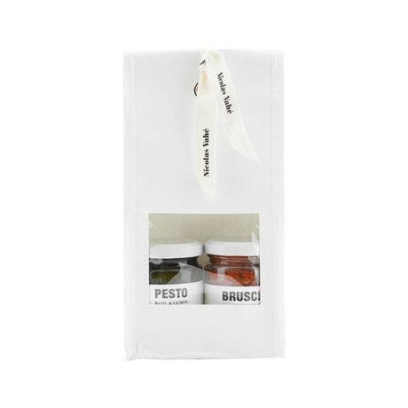 Nicolas Vahe Gift package Pesto with basil pesto and tomato bruschetta 135gr.