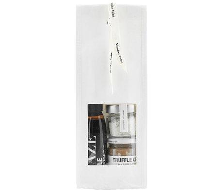 Nicolas Vahe Geschenkpackung Trüffel mit Sahnesalz und Balsamico-Essig