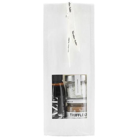 Nicolas Vahe Paquet cadeau Truffe à la crème de sel et au vinaigre balsamique