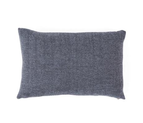 OYOY Sierkussen Kata grijs textiel 40x60cm