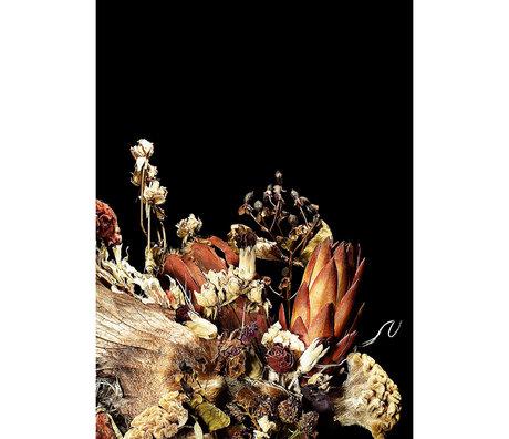Paper Collective Poster Texturen von Masaya 01 mehrfarbiges Papier 30x40cm