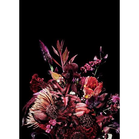 Paper Collective Poster Texturen von Mashaya 02 mehrfarbiges Papier 30x40cm