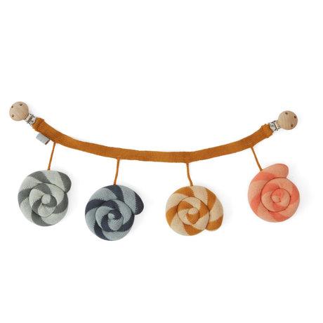 OYOY Tendeur landau Lollipop multicolore textile 45x13cm