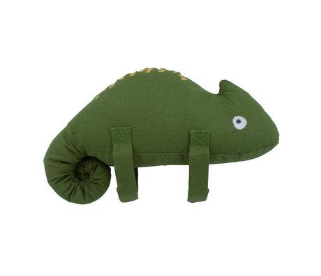 Sebra Musikmobil Carley das Chamäleon grün Textil 20x15.5cm
