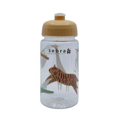 Sebra Gourde Wildlife en plastique multicolore Ø7x17cm