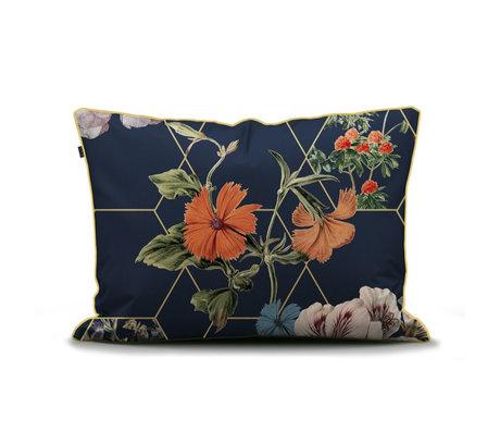 ESSENZA Pillowcase Abigail dark blue multicolor textile 60x70cm