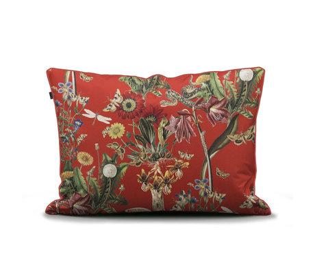 ESSENZA Pillowcase Airen Chilli red multicolour textile 60x70cm