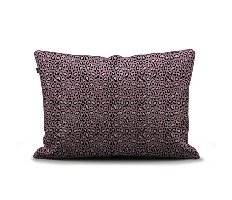 ESSENZA Kussensloop Bory Lila paars multicolour textiel 60x70cm