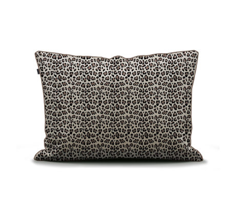 ESSENZA Pillowcase Bory sand brown multicolour textile 60x70cm