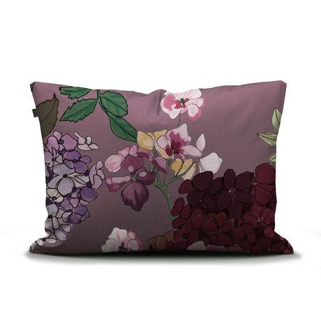 ESSENZA Taie d'oreiller Diana Lilac violet multicolore textile 60x70cm