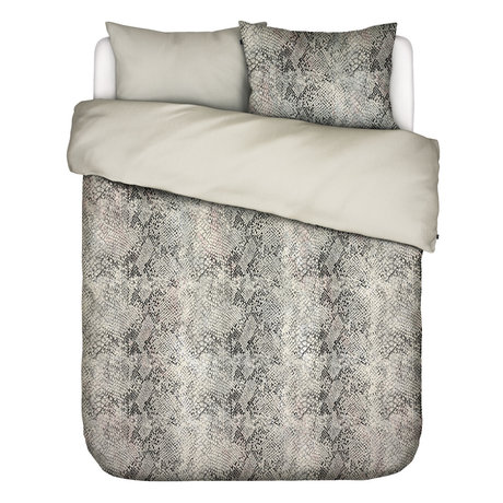ESSENZA Duvet cover Doutzen sand brown textile 240x220cm - incl. Pillowcase 2x 60x70cm