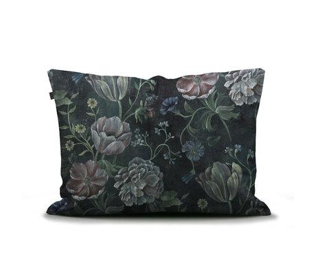 ESSENZA Pillowcase Elizabeth dark blue multicolour multicolour textile 60x70cm