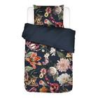 ESSENZA Duvet cover Filou, dark blue, multicolour textile 140x220cm - incl. Pillowcase 60x70cm