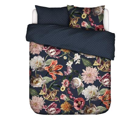 ESSENZA Housse de couette Filou, bleu foncé, textile multicolore 200x220cm - Taie d'oreiller incluse 2x 60x70cm