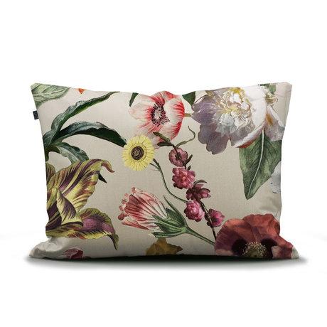 ESSENZA Pillowcase Filou sand brown multicolour multicolour textile 60x70cm