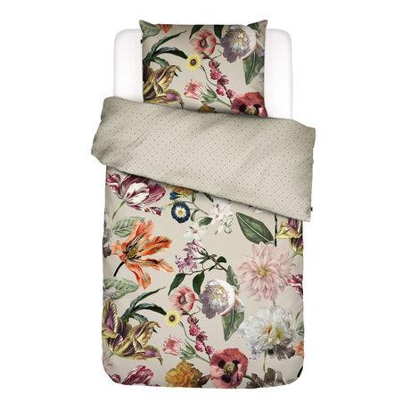 ESSENZA Bettbezug Filou Sandbraun Multicolor Textil 140x220cm - inkl. Kissenbezug 60x70cm