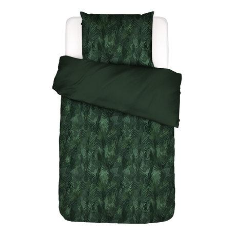 ESSENZA Housse de couette Gaga vert multicolore textile 140x220cm - Taie d'oreiller incluse 60x70cm