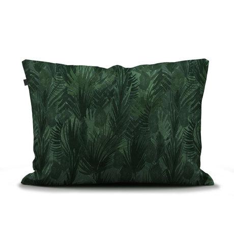 ESSENZA Kissenbezug Gaga grün mehrfarbig mehrfarbig Textil 60x70cm