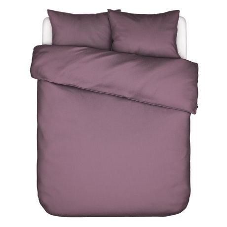 ESSENZA Bettbezug Guy Dusty lila lila Textil 260x220cm - inkl. Kissenbezug 2x 60x70cm