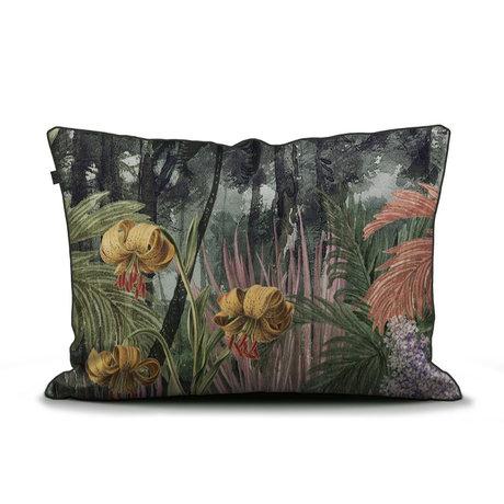 ESSENZA Pillowcase Igone green multicolour multicolour textile 60x70cm